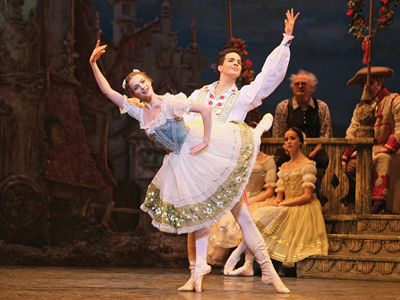 The Cuban Classical Ballet's La Fille Mal Gardee