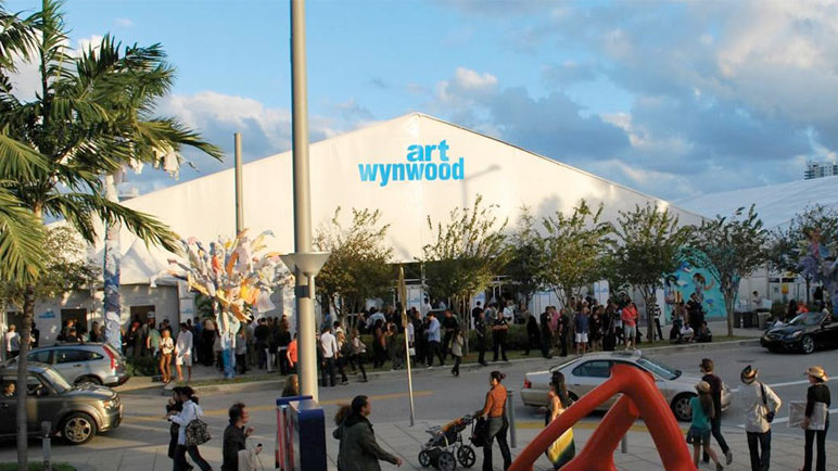 Art Wynwood: Launching its inaugural Edition Over President's Day