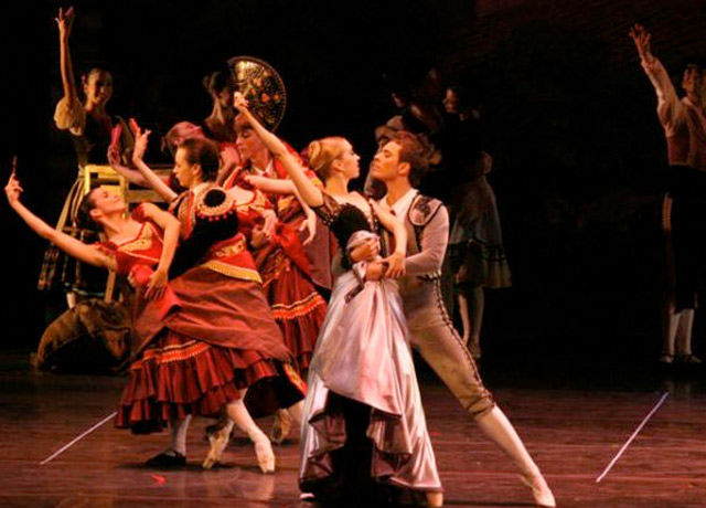 A Spanish Twist to Cuban Classical Ballet