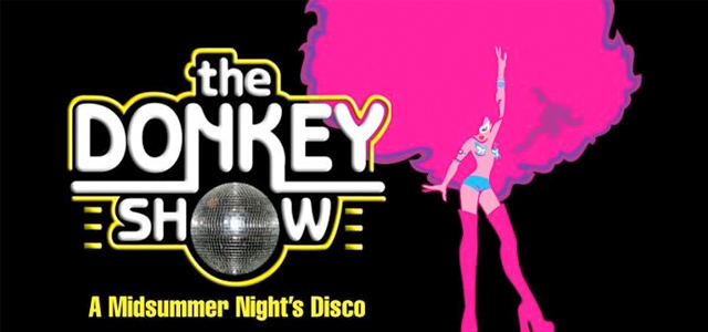 Rosie Herrera and The Donkey Show at the Arsht Center