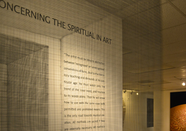 Concerning the Spiritual in Art: A Project by Aluna Art Foundation