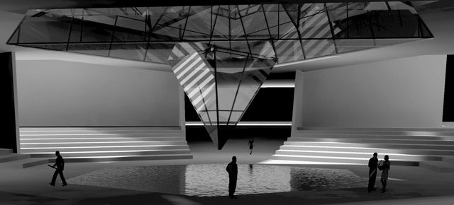 MDC Architecture Students Win Award for Peace Center Design; Innovative Model Brings Worlds Together in Harmonic Setting