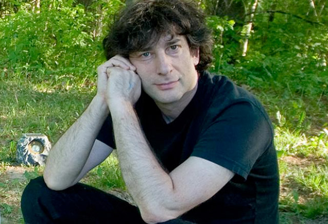 Meet Neil Gaiman reading and signing The Ocean at the End of the Lane