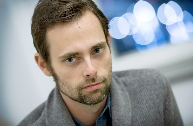 Meet Ransom Riggs discussing and signing Miss Peregrine's Home for Peculiar Children