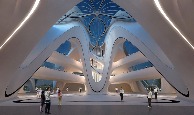 One Thousand Museum by Zaha Hadid offers first glimpse into Miami's Architectural Future