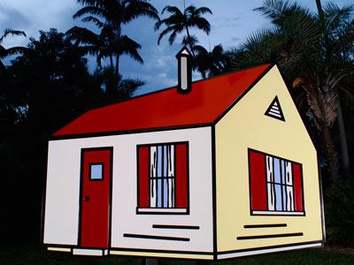 Roy Lichtenstein Monumental Sculptures – Miami Art Guide