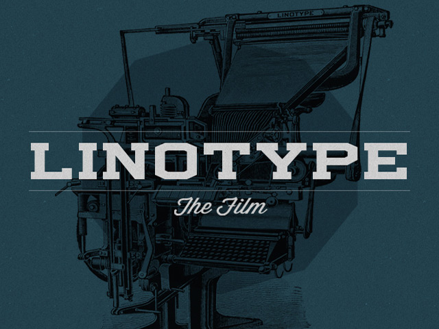 Miami Screening of Linotype: The Film and Talk with Director