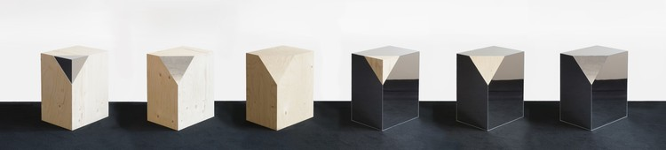 Boxes by Trix + Robert Haussmann 2016 at Maniera Gallery. Image Courtesy of Maniera Gallery