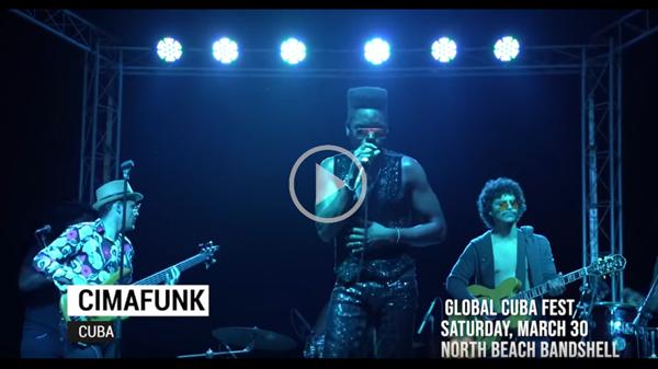 Global Cuba Fest presents Cuba's Next Generation of Music