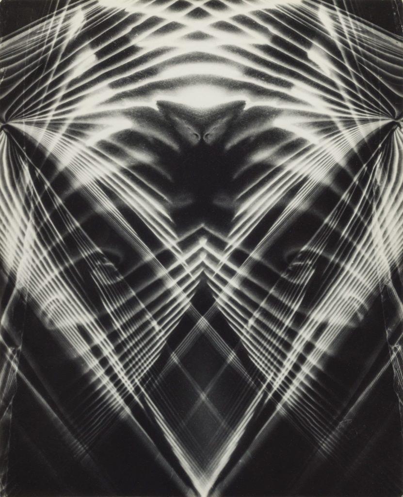 Visual Arts Photography: Carlotta Corpron' Photography At Center For Visual