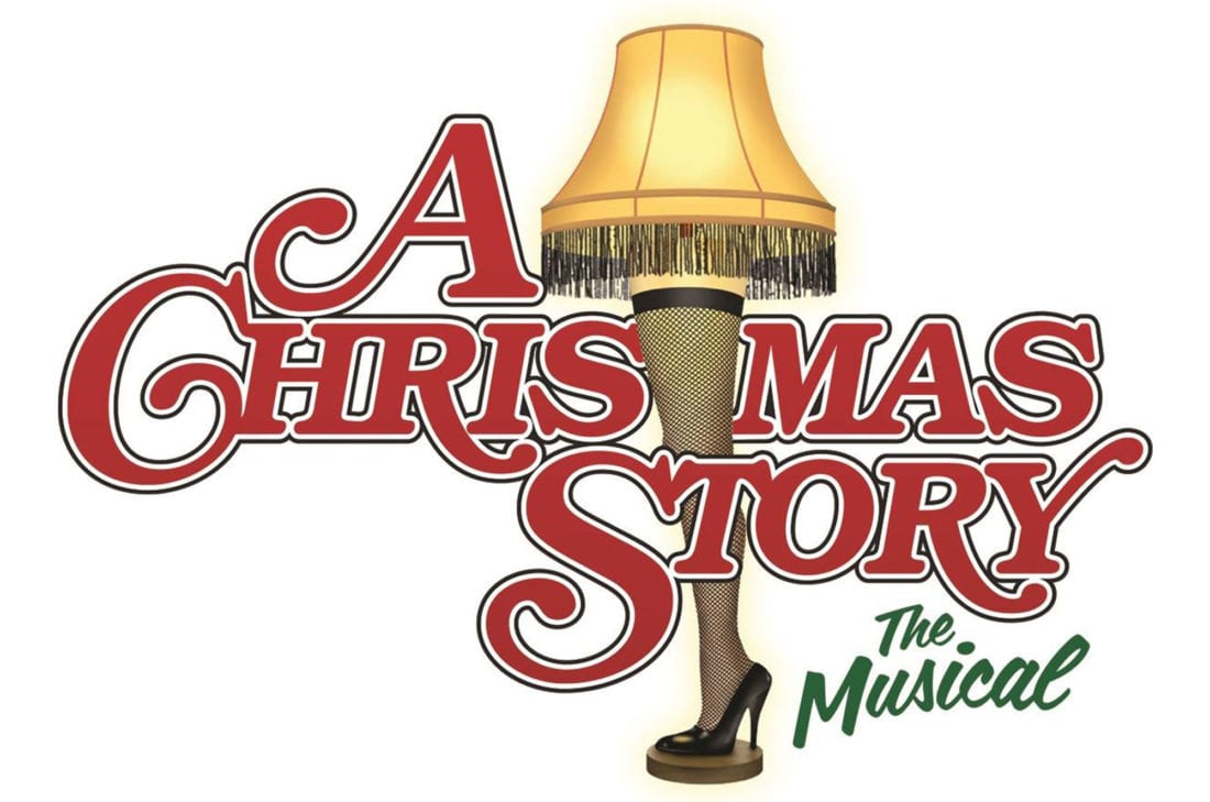 A Christmas Story 2019.Slow Burn Theatre Co A Christmas Story The Musical At